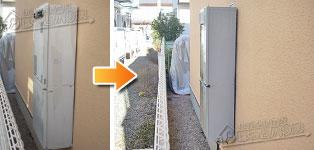 パーパス ガス給湯器施工事例RUF-V2401SAW→GX-H2402AW