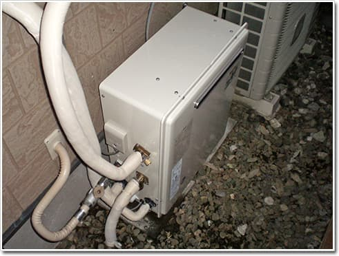ガス給湯器リンナイRUF-A2400SAG(A)