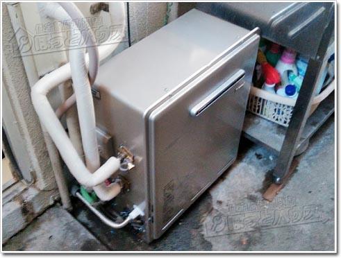 ガス給湯器リンナイRUF-E1615SAG(A)