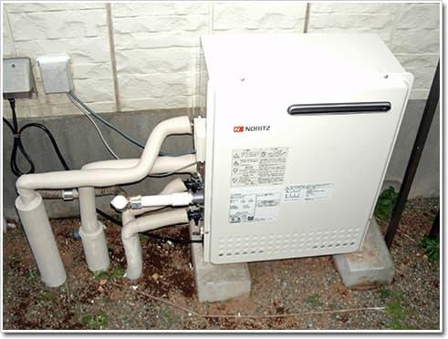 ガス給湯器ノーリツGT-2450ARX