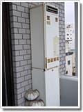 ガス給湯器OUR-161