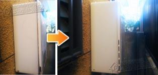 リンナイ ガス給湯器施工事例YRUF-V2400SAW-1→RUF-A2405SAW(B)