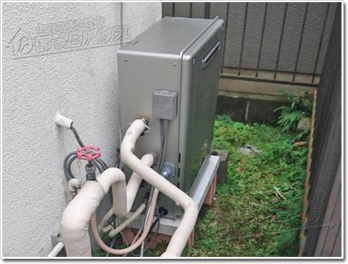 ガス給湯器ノーリツGT-C2062SARX BL