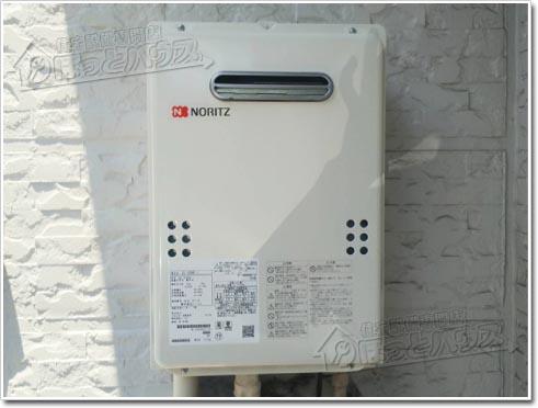 ガス給湯器ノーリツGQ-1639WE-1